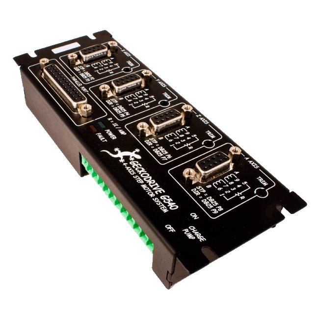 Контроллер ШД для 4-х осевого станка с ЧПУ G540.
