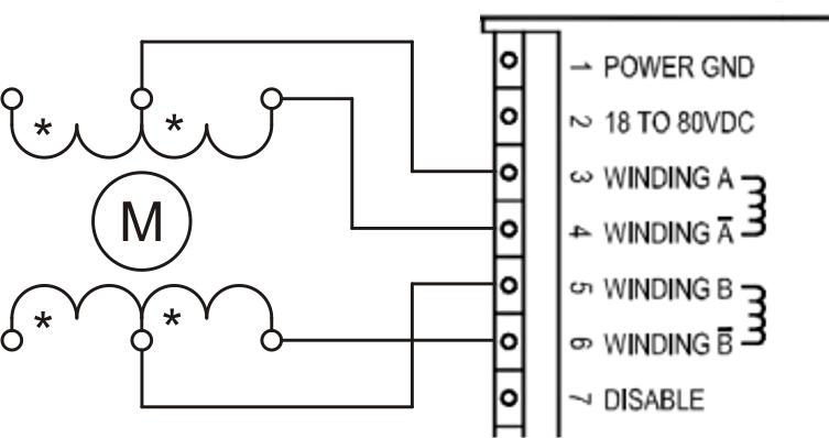 Схема подключения 6-ти